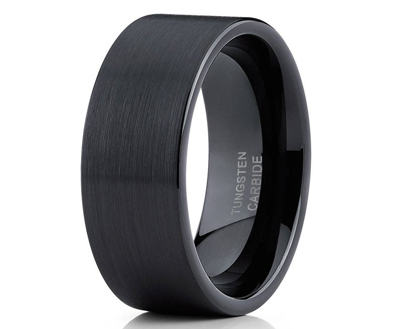 Quick Guide to Tungsten Carbide Rings